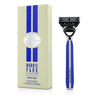 The Art Of Shaving Morris Park Collection Razor - Royal Blue