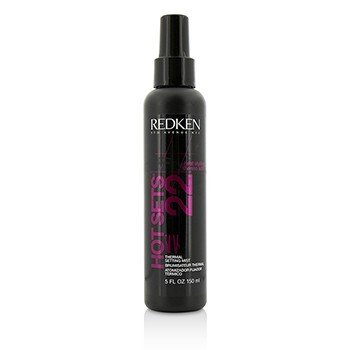 Redken Heat Styling Hot Sets 22 Thermal Setting Bruma
