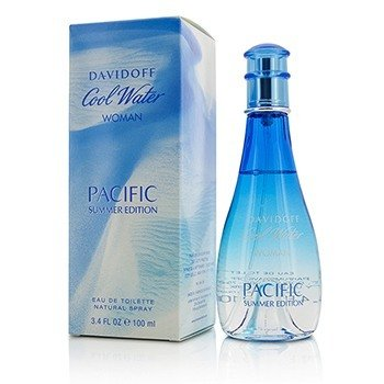 Davidoff Cool Water Pacific Summer Edition Eau De Toilette Spray
