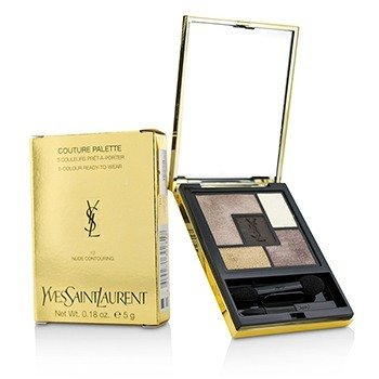 Yves Saint Laurent Couture Paleta (5 Colores Listos Para Usar) #13 (Nude Contouring)