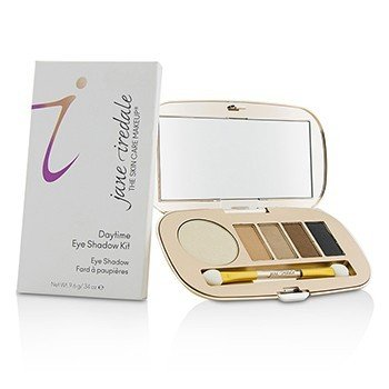 Daytime Eyeshadow Kit (5x Eyeshadow, 1x Applicator)