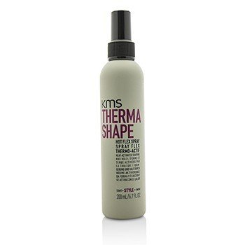 KMS California Therma Shape Hot Flex Spray (Forma y Agarre Activados por Calor)