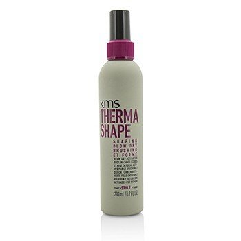 KMS California Therma Shape Shaping Blow Dry Brushing (Activado y Dador de Formacon Secado a Calor)