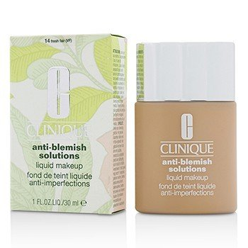 Clinique Anti Blemish Solutions Liquid Makeup - # 14 Fresh Fair