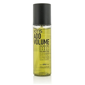 KMS California Add Volume Spray Voluminizante (Volumen Construible y Plenitud)