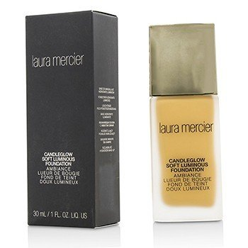 Laura Mercier Candleglow Base Luminosa Suave - # 4W1 Maple