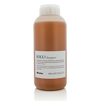 Davines Solu Clarifying Solution Shampoo (For All Hair Types)