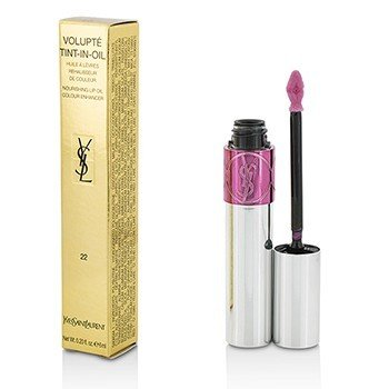 Yves Saint Laurent Volupte Tint In Oil - #22 I Rose It Now