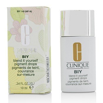 Clinique BIY Blend It Yourself Gotas de Pigmento - #BIY 140