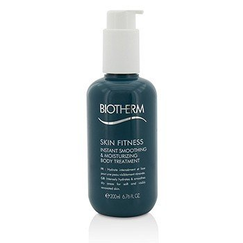 Biotherm Skin Fitness Instant Smoothing & Moisturizing Body Treatment
