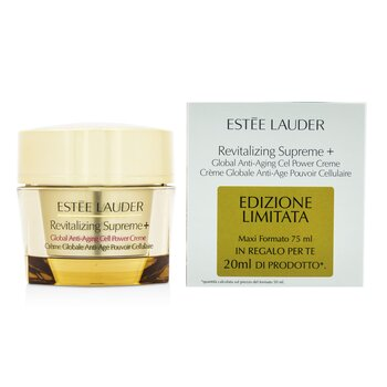 Estee Lauder Revitalizing Supreme + Global Anti-Aging Cell Power Crema