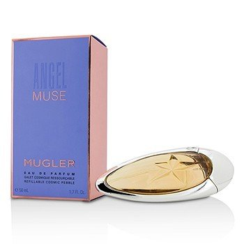 Thierry Mugler Angel Muse Eau De Parfum Spray (Rellenable Cosmic Pebble)