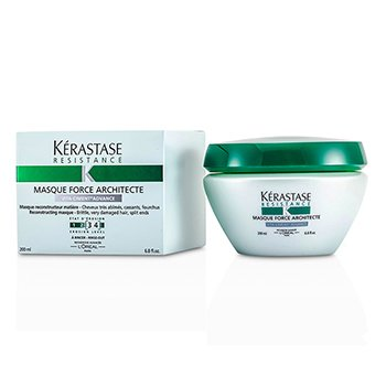Kerastase Resistance Force Architecte Strengthening Masque (For Brittle, Very Damaged Hair, Split Ends)