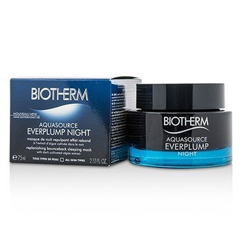 Biotherm Aquasource Everplump Night Replenishing Bounceback Mascarilla Para Dormir