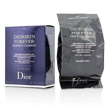 Christian Dior Diorskin Forever Perfect Cojín SPF 35 Repuesto - # 012 Porcelain