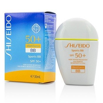 Shiseido Sports BB SPF 50+Muy Resistente al Agua - # Light