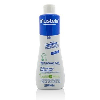 Mustela Multi Sensory Bubble Bath