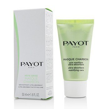 Payot Pate Grise Masque Charbon - Cuidado Matificante Ultra-Absorvente