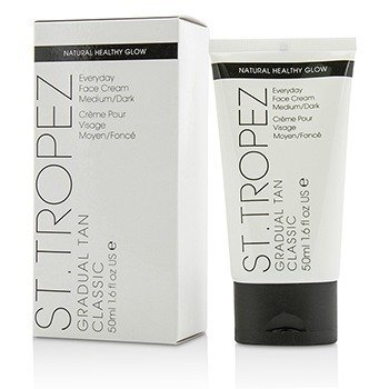 St. Tropez Gradual Tan Classic Everyday Face Cream - # Medium/ Dark