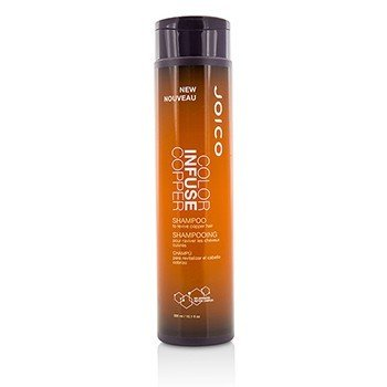 Joico Color Infuse Copper Champú (Para Revivir el Cabello Cobrizo)