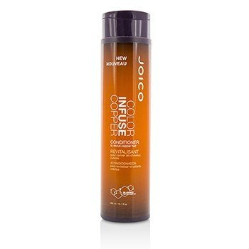 Joico Color Infuse Copper Acondicionador (Para Revivir el Cabello Cobrizo)
