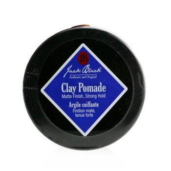 Jack Black Clay Pomade (Matte Finish, Strong Hold)