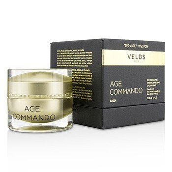 Velds Age Commando No Age Mission Bálsamo - Para Rostro & Cuello
