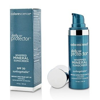 Colorescience Daily UV Protector Whipped Protector Solar Mineral SPF 30
