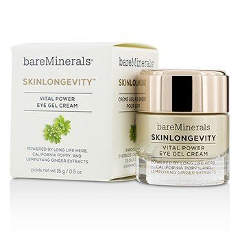 BareMinerals Skinlongevity Vital Power Gel Crema de Ojos