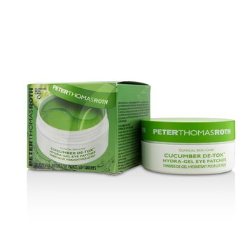 Peter Thomas Roth Cucumber De-Tox Parches de Ojos de Hidra-Gel