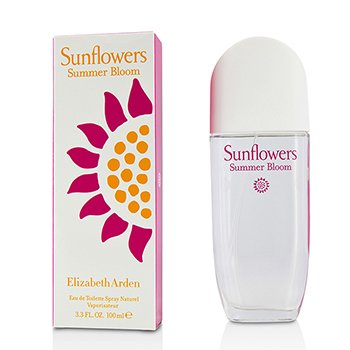 Elizabeth Arden Sunflowers Summer Bloom Eau De Toilette Spray