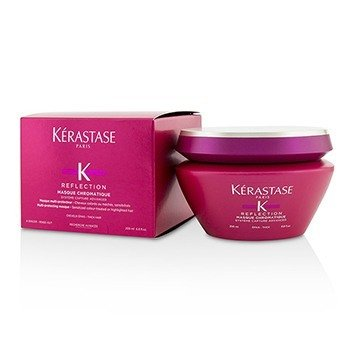 Kerastase Reflection Masque Chromatique Mascarilla Multi Protectora (Cabello Sensibilizado Tratado con Color o con Iluminaciones - Cabello Grueso)