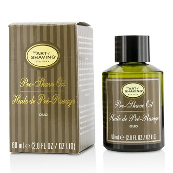 The Art Of Shaving Aceite Pre-Afeitado - Oud