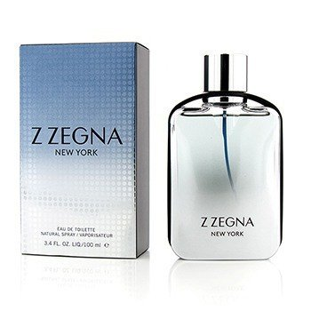 Ermenegildo Zegna Z Zegna New York Eau De Toilette Spray