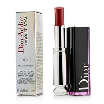 Christian Dior Dior Addict Barra de Laca - # 857 Hollywood Red