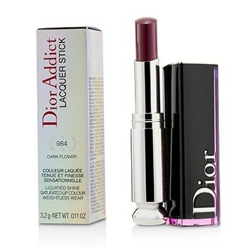 Christian Dior Dior Addict Barra de Laca - # 984 Dark Flower
