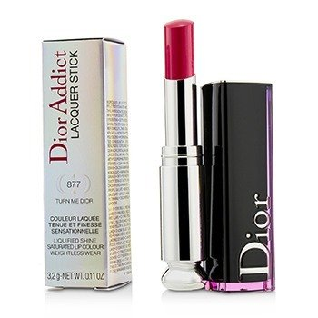 Christian Dior Dior Addict Barra de Laca - # 877 Turn Me Dior