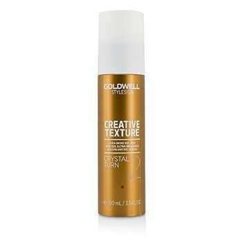 Goldwell Style Sign Creative Texture Crystal Turn 2 Gel Cera de Alto Brillo