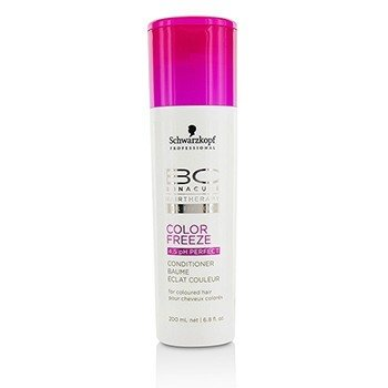 BC Color Freeze pH 4.5 Perfect Conditioner (For Coloured Hair)