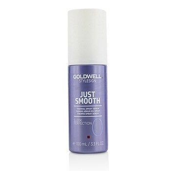 Goldwell Style Sign Just Smooth Sleek Perfection 0 Suero Spray Termal