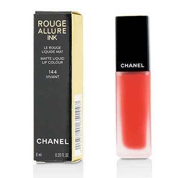 Chanel Rouge Allure Ink Color de Labios Líquido Mate - # 144 Vivant