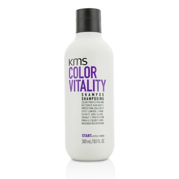 KMS California Color Vitality Champú (Resplandor Protector y Restaurador de Color)