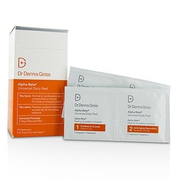 Dr Dennis Gross Alpha Beta Universal Peel Diario