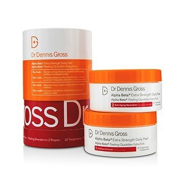 Dr Dennis Gross Alpha Beta Extra Strength Peel Diario - Jar