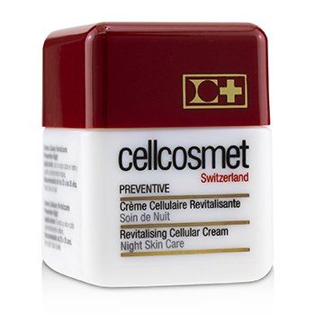 Cellcosmet & Cellmen Cellcosmet Preventive Cellular Night Cream