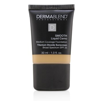 Dermablend Smooth Liquid Camo Base SPF 25 (Cobertura Media) - Camel (30N)