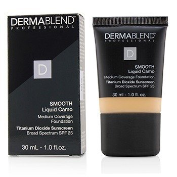 Dermablend Smooth Liquid Camo Base SPF 25 (Cobertura Media) - Crema (10N)