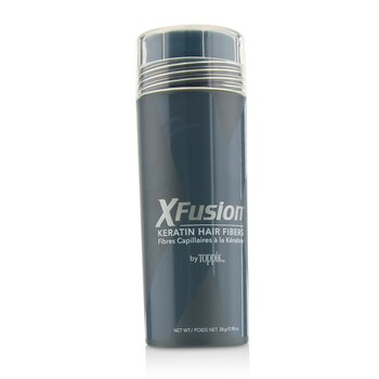 XFusion Keratin Hair Fibers - # Gray