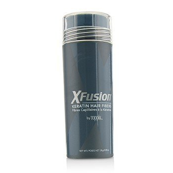 XFusion Keratin Hair Fibers - # White