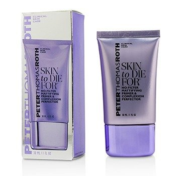 Peter Thomas Roth Skin to Die For No Filter Primer Matificante & Perfeccionante de Cutis